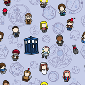 Doctors and Companions
