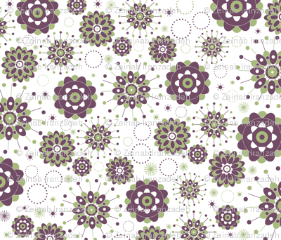 Geometric-Flowers