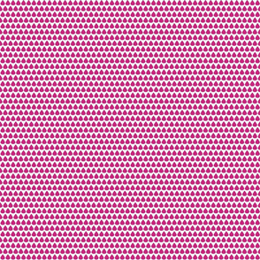 Raspberry Teardrops