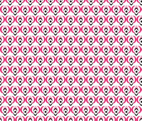 circles fabric by shannonkornis on Spoonflower - custom fabric
