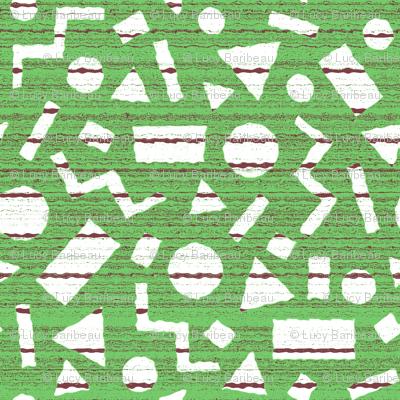 Geometric and horizontal