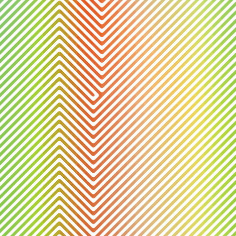 Rainbow Enigma 6 fabric by animotaxis on Spoonflower - custom fabric