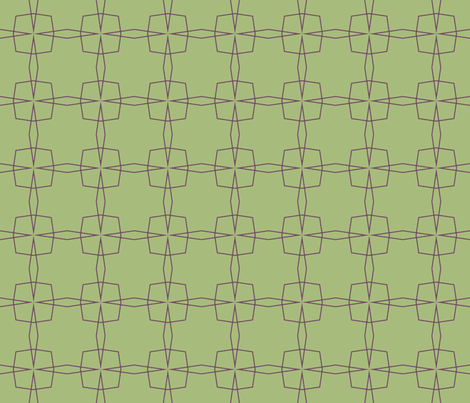 Intersections fabric by dovetail_designs on Spoonflower - custom fabric