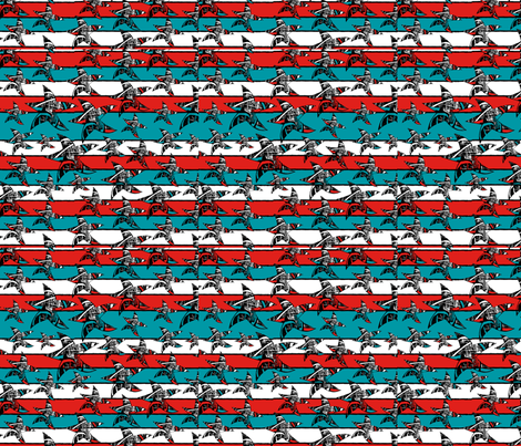 1Stars_Stripes fabric by positivenegative on Spoonflower - custom fabric