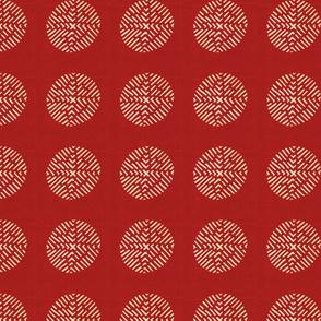 Kimono Red