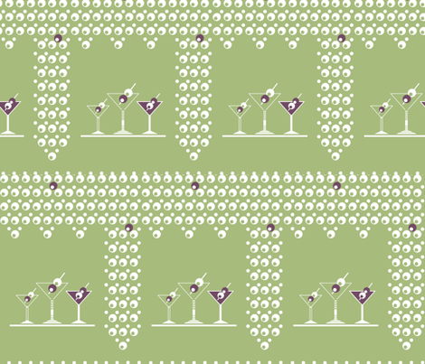 martini_purple fabric by stella12 on Spoonflower - custom fabric