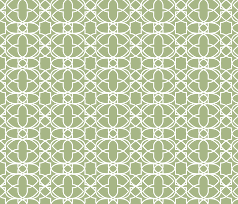 Grace fabric by ashley_cooper_design_ on Spoonflower - custom fabric