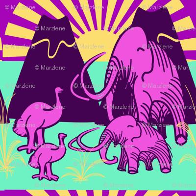 marzlene_Extinct animals
