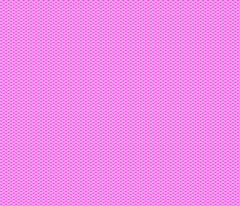 Building bricks pink fabric by spacefem on Spoonflower - custom fabric
