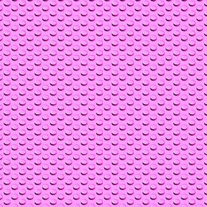 Building bricks pink