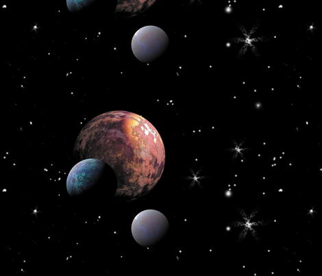 Three Moons Border