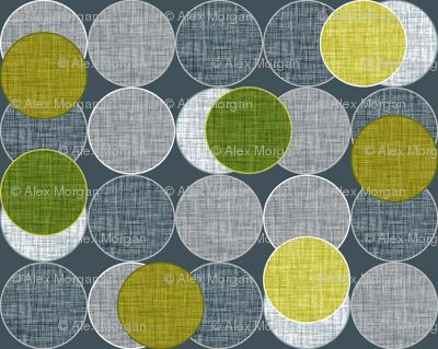Dickinsonia Disks Lime