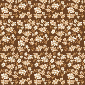 Floral_natural_on_brown