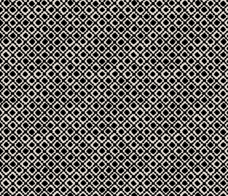 KARELER_BLACK fabric by glorydaze on Spoonflower - custom fabric