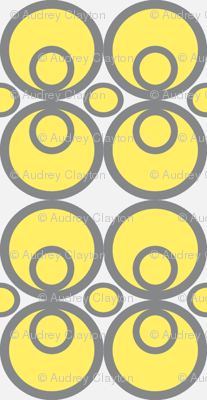 Circle Time Yellow/Gray