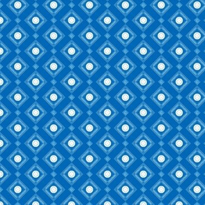 Tiny Blue Dot Block