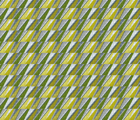 Discontinuous Lime fabric by spellstone on Spoonflower - custom fabric