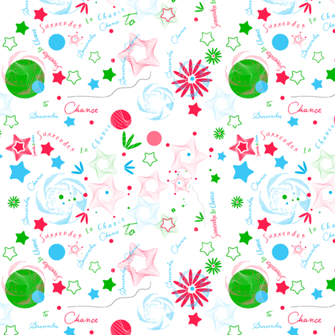 1-ed fabric by 100 on Spoonflower - custom fabric