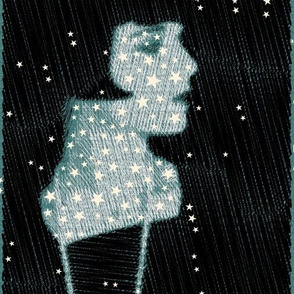 Louise Brooks Pearly Stars