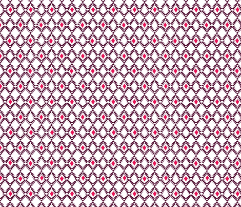 Navajo Diamonds fabric by fable_design on Spoonflower - custom fabric