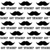 Got 'Stache