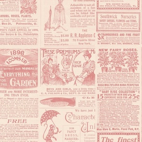 Antique Gardening Magazine
