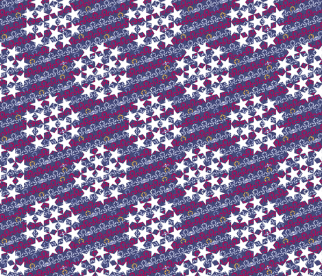 stars_stripes_and_eagles4 fabric by glimmericks on Spoonflower - custom fabric