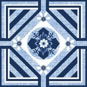 A Geo / Flo blue