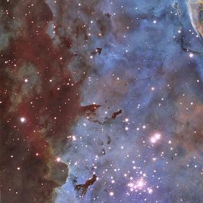 Hubble Keyhole