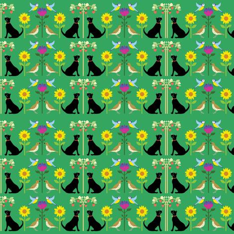 cardmaking_cat_pattern fabric by vickyscott on Spoonflower - custom fabric