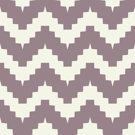 chevron pale purple