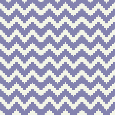chevron ink fabric by ravynka on Spoonflower - custom fabric