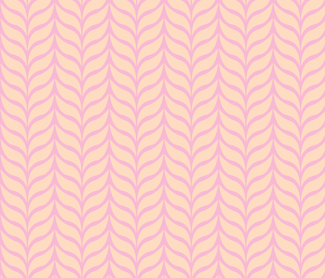 wheat sheaf pink/peach fabric by jenr8 on Spoonflower - custom fabric