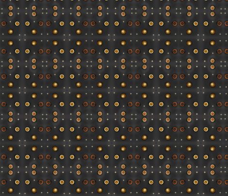 halloween_geometric1 fabric by robin006 on Spoonflower - custom fabric