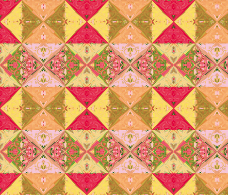 Pomegranate Quilt