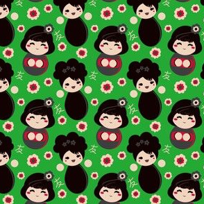 Japanese Kokeshi