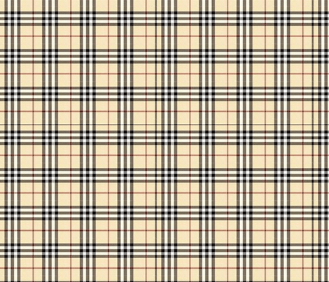 SCOTTYS PLAID fabric by bluevelvet on Spoonflower - custom fabric