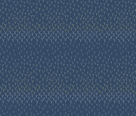 v-s_navy fabric by ravynka on Spoonflower - custom fabric