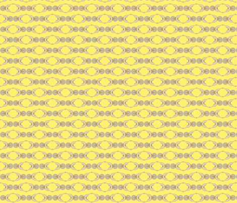 roman yellow fabric by fabricfaeries on Spoonflower - custom fabric
