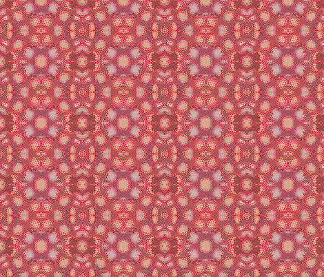 Op Squared Reds fabric by helenklebesadel on Spoonflower - custom fabric