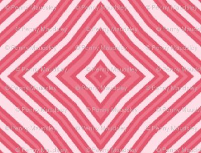 PINK DIAMOND STRIPES