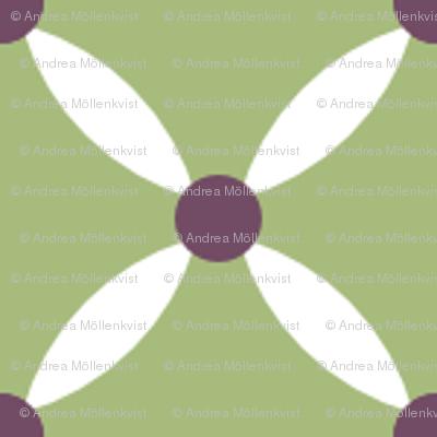 Flower of Life - Mosaic, grid2 (comp)