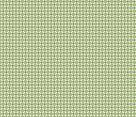 Flower of Life - Mosaic, grid2 (comp) fabric by andrea11 on Spoonflower - custom fabric