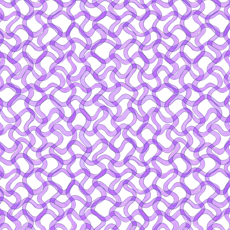 purple spirulina fabric by weavingmajor on Spoonflower - custom fabric