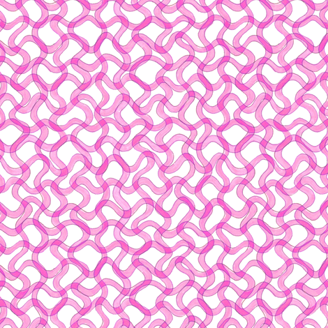 pink spirulina fabric by weavingmajor on Spoonflower - custom fabric
