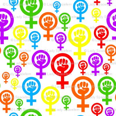 Feminist rainbow