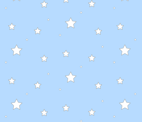 Starz2 fabric by stickelberry on Spoonflower - custom fabric