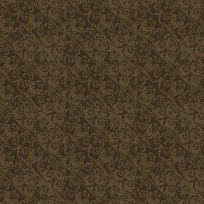damask and stripes shades of brown
