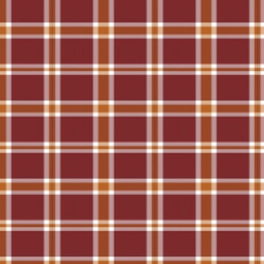 RUSTY PLAID