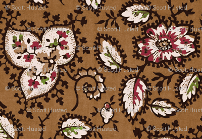 British Chintz